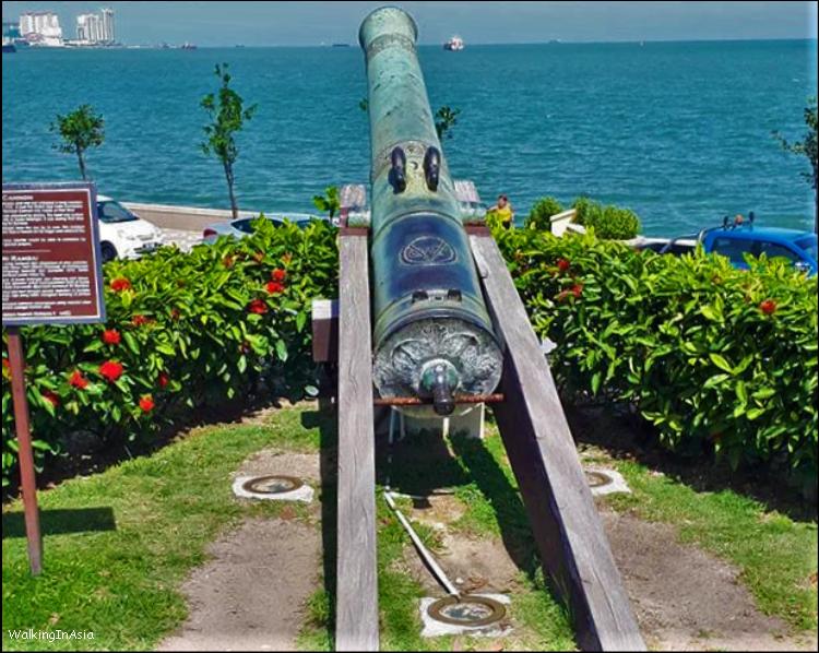 Fort Cornwallis - Пенанг
